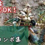 【モンハンライズ】1分で分かる、弓の超基本コンボ集!