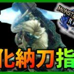 【モンハンライズ解説】大剣マスターへの道!強化納刀の立ち回り解説【MHRise】