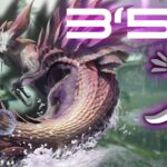 タマミツネ 太刀 ソロ/Mizutsune Long Sword Solo 3'54【MHRise Demo:モンスターハンターライズ体験版】