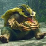 【モンハンライズ】アオアシラにハチミツを与えると見られる特殊な行動