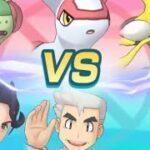 【ポケマスEX】2組でも勝てます!レジェンドバトルVSラティアス3【ポケモンマスターズ】