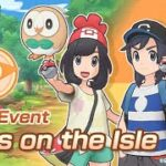 🗺️ Story Event: Trials on the Isle   Full Story (No Commentary) #ポケマスEX #PokemonMastersEX