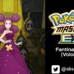 🎙️ Pokemon Master EX – Fantina/メリッサ – (Voice-JP) #ポケマスEX #PokemonMastersEX