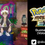 🎙️ Pokemon Master EX – Guzma/グズマ – (Voice-JP) #ポケマスEX #PokemonMastersEX