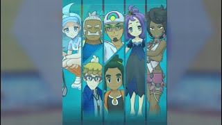 – Champion Stadium Menu『Alola』- #PokemonMasters EX OST -チャンピオンロード『アローラ』#ポケマス EX BGM #ポケモンマスターズ